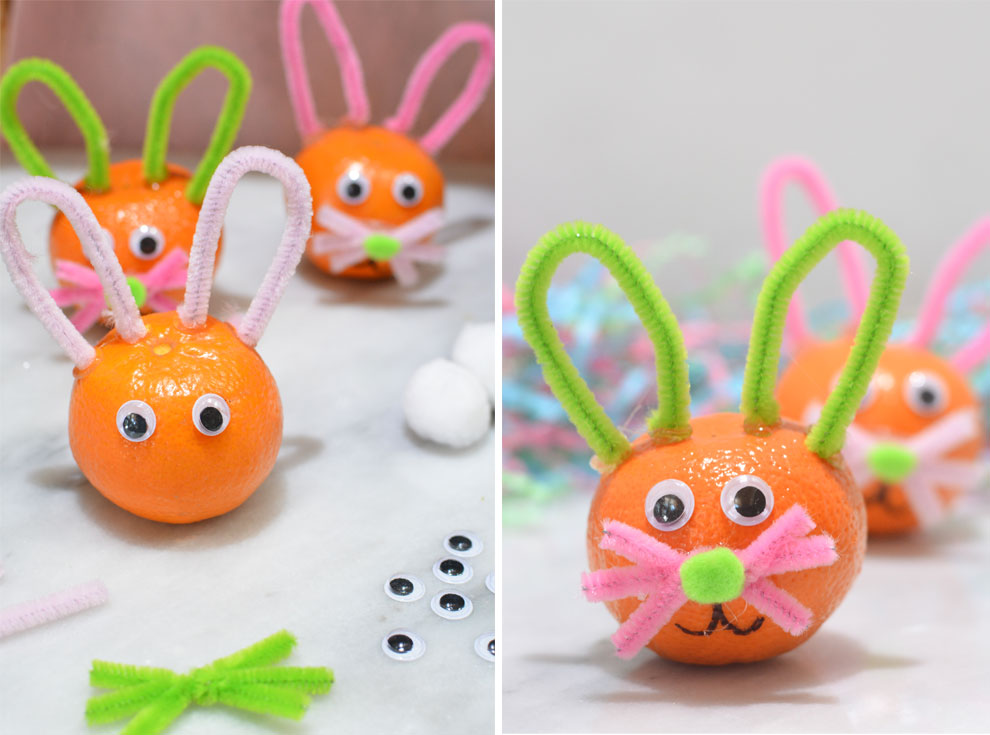 wonderful halos easter craft