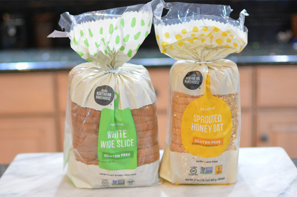 little northern bakehouse gluten free breads