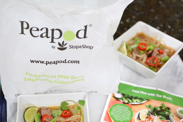 peapod meal kits