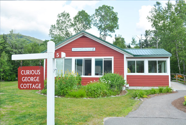 waterville valley curious george cottage