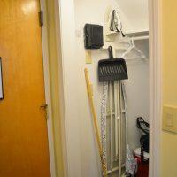 townsquare condo utility closet