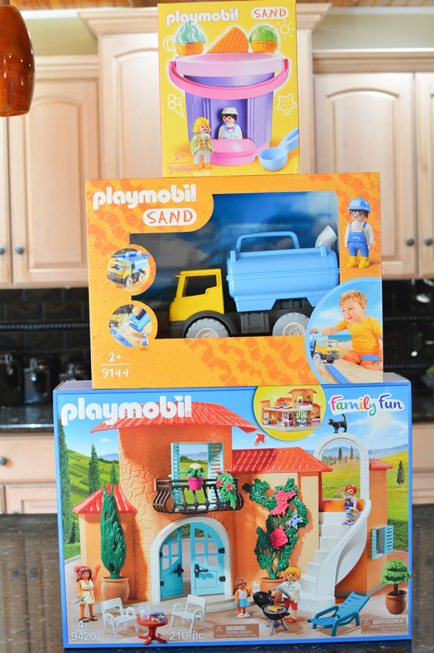 new playmobil toys