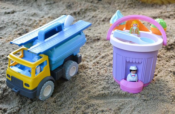 playmobil sand toys