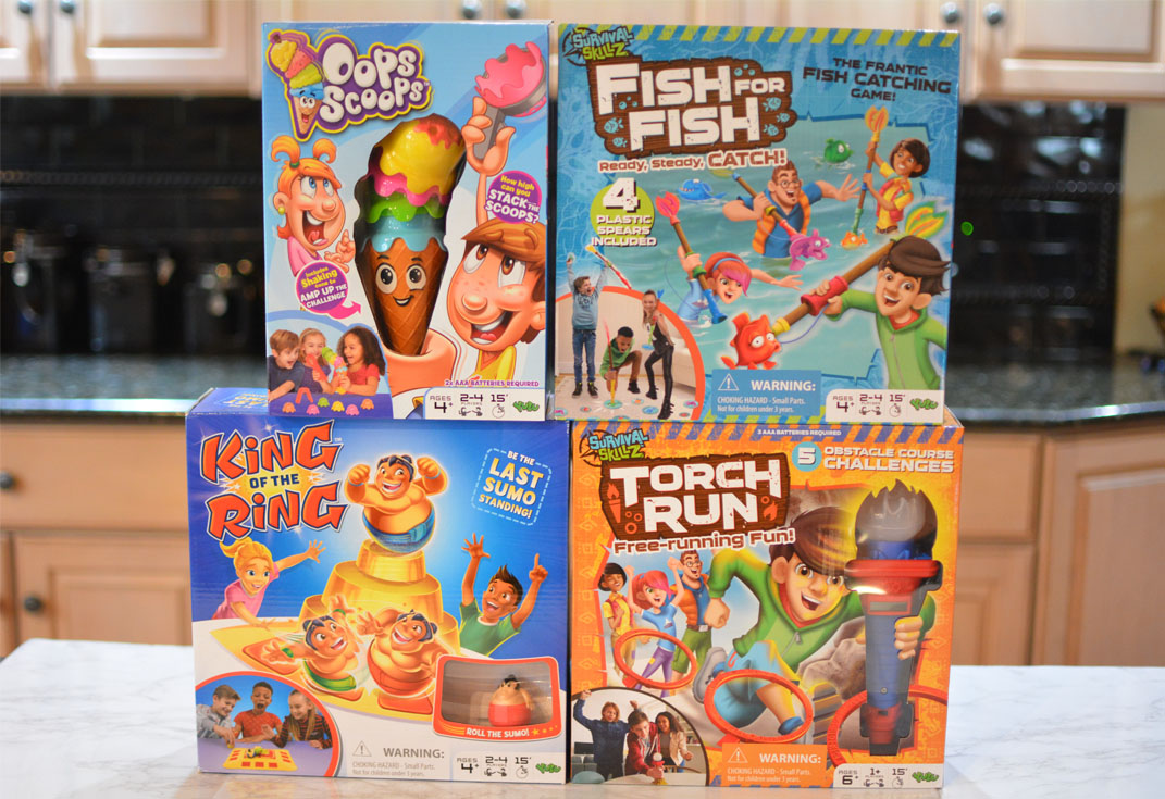 Yulu games for kids