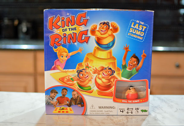 King of the Ring Game