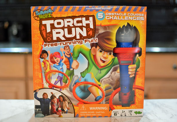 Torch Run Game