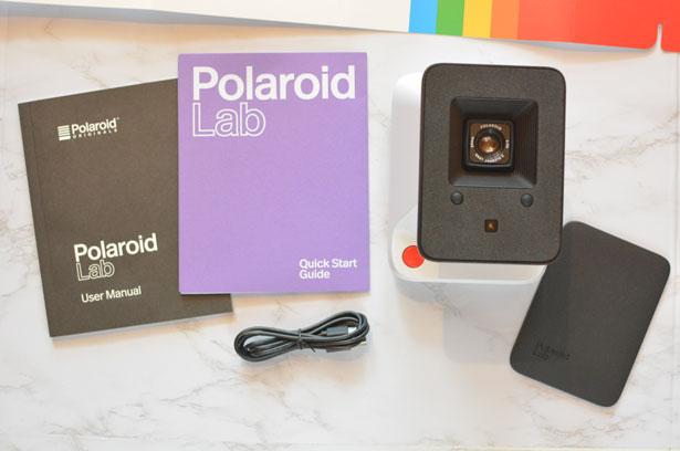 polaroid lab opened
