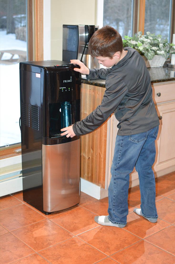 Primo Bottom Loading Dispenser