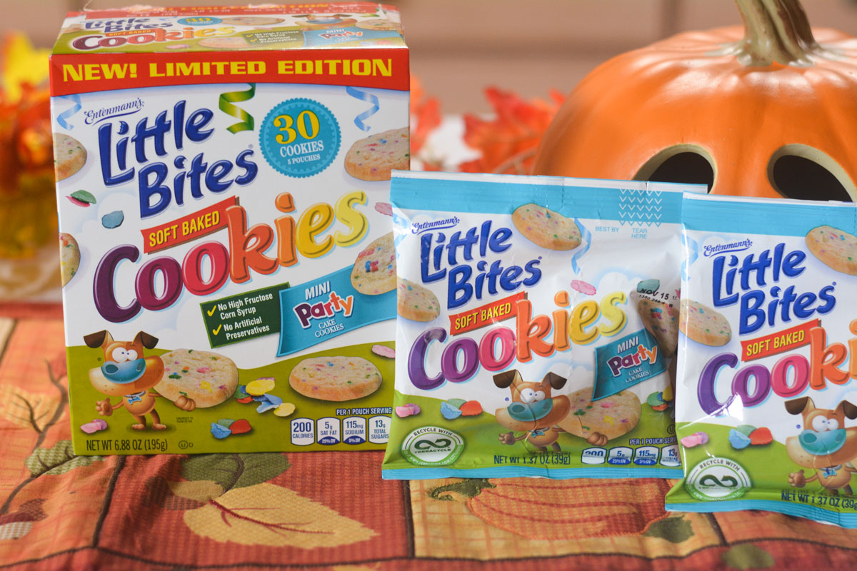 Little Bites Party Cake Cookies