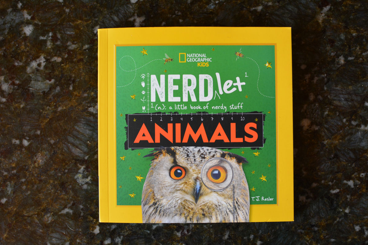 Nerdlet: Animals