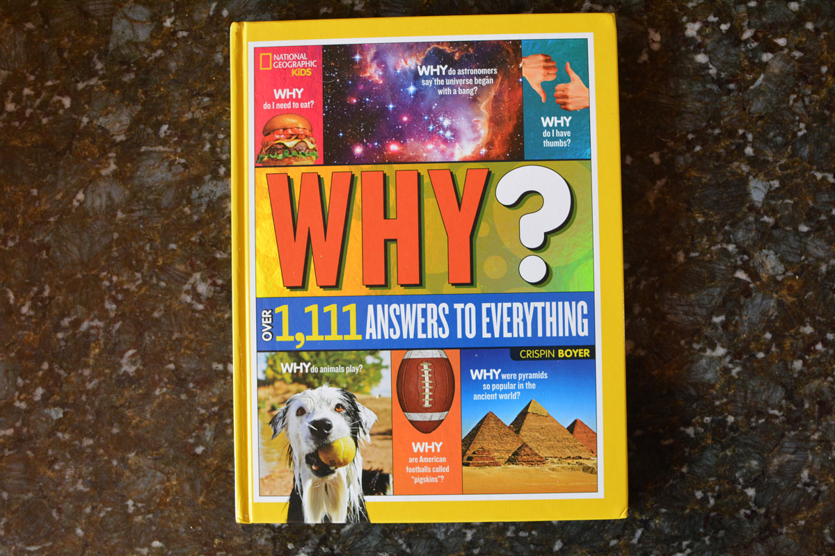 NG Kids Why?: Over 1,111 Answers to Everything
