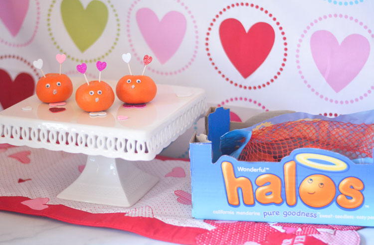 Halo Mandarin Love Bugs with Halo Box