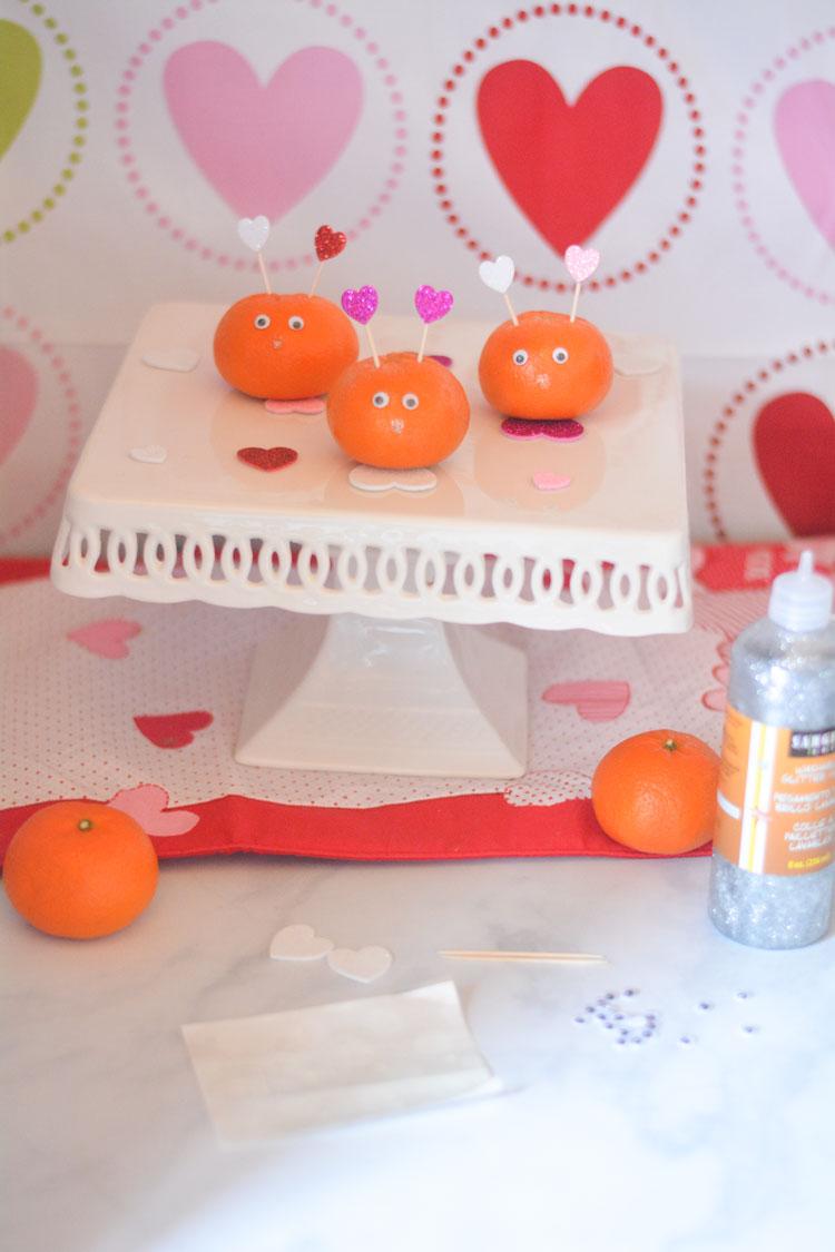 Halos Valentines Day Craft Materials