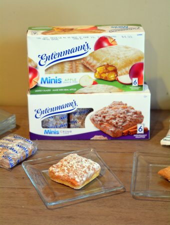 Entenmann's Mini Crumb Cake